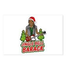 Barack and Roll Funny Obama S Postcards (Package o