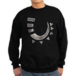 Tribal Hook Sweatshirt (dark)