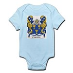 Couceiro Family Crest Infant Creeper