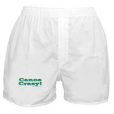 Canoe Crazy Boxer Shorts