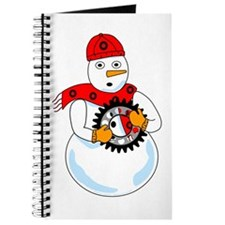 Mechanical Snowman Journal