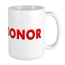 Blood Donor Mug