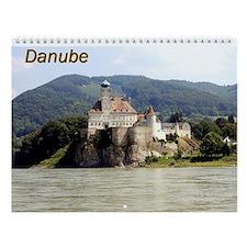Danube River Wall Calendar