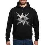Tribal Solar Thorns Hoodie (dark)