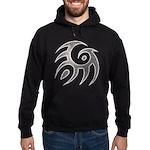 Tribal Spirit Hoodie (dark)