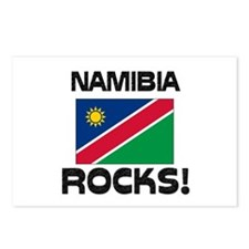 Namibia Rocks! Postcards (Package of 8)