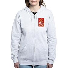 Soviet Zip Hoody