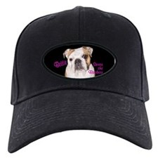 Bettie Boob Saves the Boobies Baseball Hat
