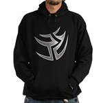 Tribal Switchback Hoodie (dark)