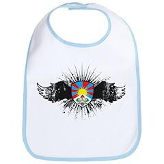 Tibet Emblem Bib