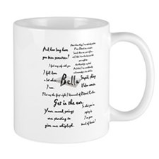 Bella Quotes Mug