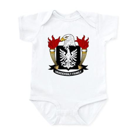 Vanderbilt Family Crest Infant Bodysuit