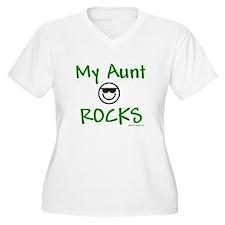 My aunt rocks T-Shirt