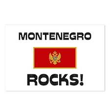 Montenegro Rocks! Postcards (Package of 8)