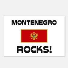 Montenegro Rocks! Postcards (Package of 8)