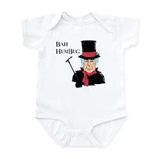 Bah Humbug Infant Creeper