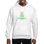 I'm Pregnant! Surprise Pregnancy Hooded Sweatshirt