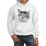 Calico Cat Hooded Sweatshirt