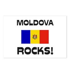 Moldova Rocks! Postcards (Package of 8)