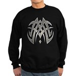 Tribal Woven Blades Sweatshirt (dark)