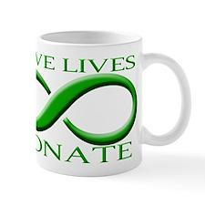 Save Lives DONATE Mug