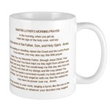 Lutheran Small Mugs (11 oz)