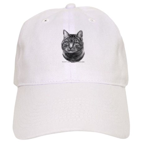 Tiger Cat Cap