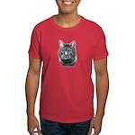 Tiger Cat Dark T-Shirt