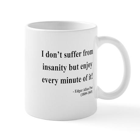 Edgar Allan Poe 17 Mug