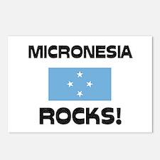 Micronesia Rocks! Postcards (Package of 8)