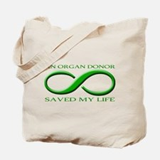 saved me Tote Bag