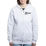 Cane Corso B&W Women's Zip Hoodie