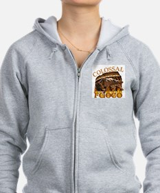 Colossal Fouco Zip Hoodie