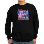 Scrapbooking Retreats Shhh! Sweatshirt (dark)