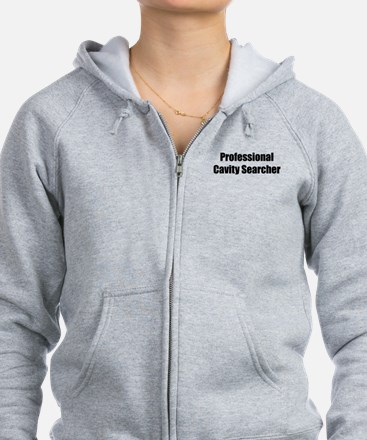Gifts for Dentists Zip Hoodie