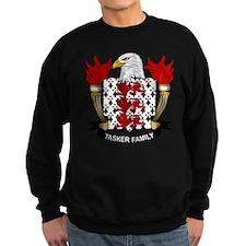 Tasker Family Crest Sweatshirt