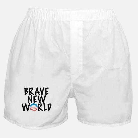 Brave New World Boxer Shorts