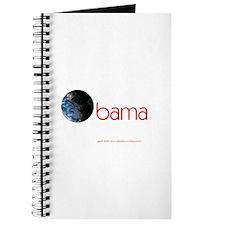 Obama Earth Journal