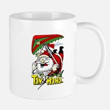 Funny Christmas Shirt Tow Ho Mug