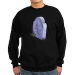 Too Late Sweatshirt (dark)