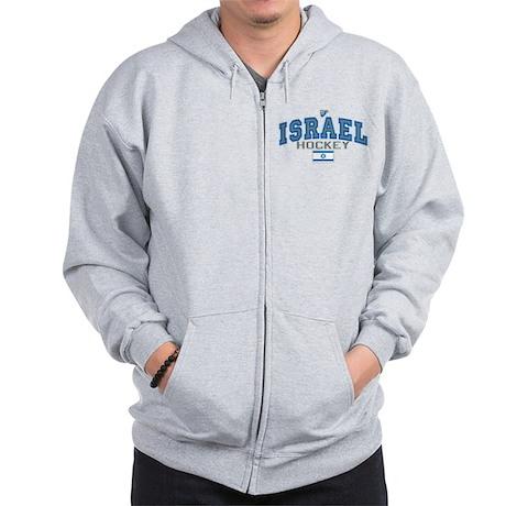 IL Israel Ice Hockey Zip Hoodie