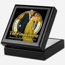 Inaugural Ball Keepsake Box