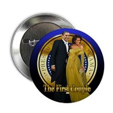 "Inaugural Ball 2.25"" Button"