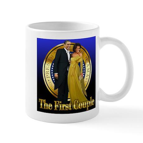 Inaugural Ball Mug