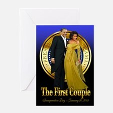 Inaugural Ball Greeting Card