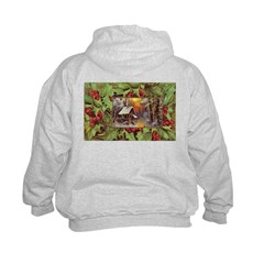 1909 Winter Cottage Hoodie