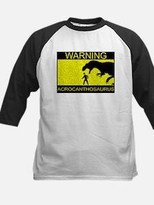 Warning: Acrocanthosaurus Tee