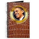 Obama Journals & Spiral Notebooks