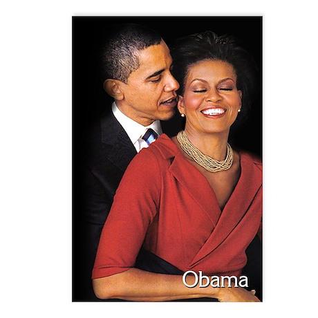 Obama Whisper Postcards (Package of 8)