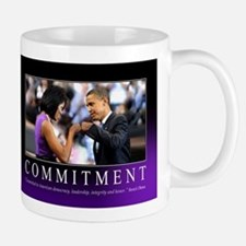 Obama Fist Bump Small Small Mug
